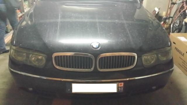 BMW 760 LIA E66 782907611