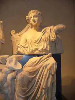 Visite au musée archéologique du Val d'Oise. 783358musee4