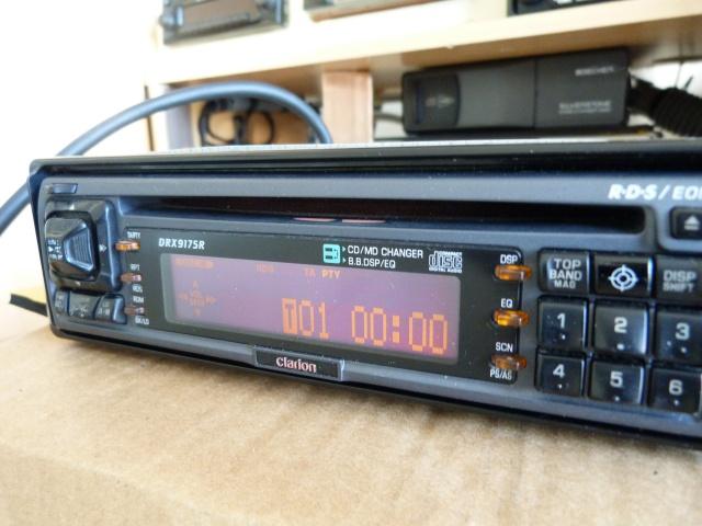 Les Clarion DRX 9175 et 9375, bombes musicales ! 783587P1130122