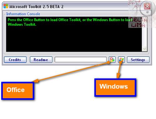 Microsoft Toolkit 2 5 3 (activer votre OS et/ou Office )
