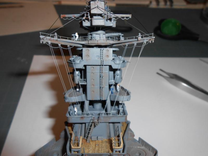 NAGATO 1/350 avec PE, Ponts en bois et babiolles  Hasegawa 783725DSCN6699