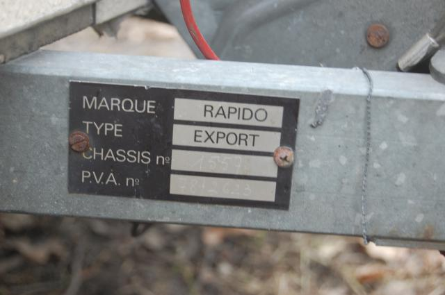 je vend mon export de 1979 78421213032011018