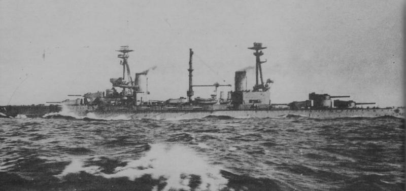 ROYAL NAVY CUIRASSE HMS ERIN  784336HMSAgincourtpremireimagearticle