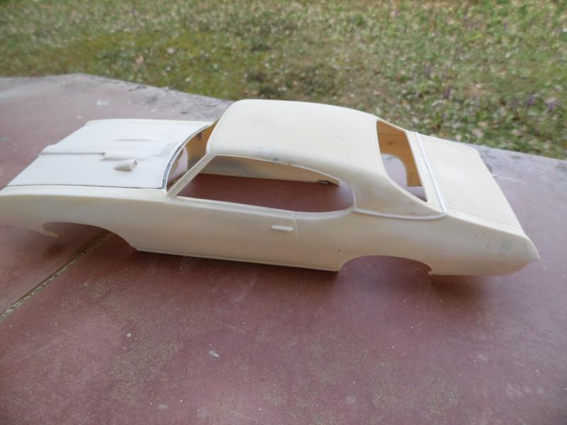 Pontiac GTO 69. 785167SAM3694