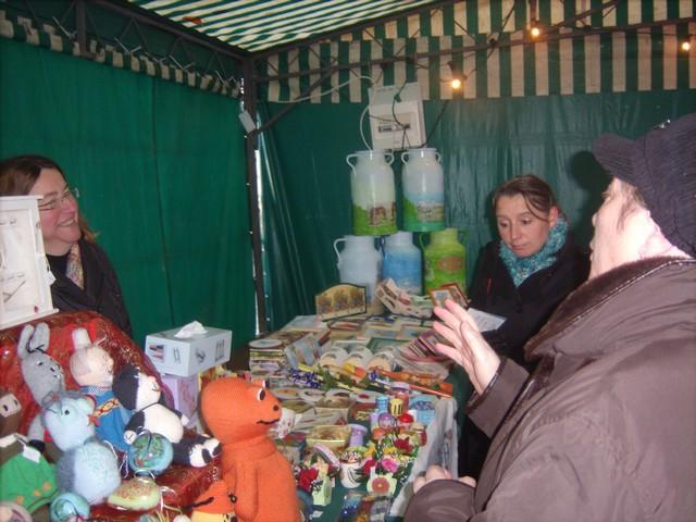 marché de Noël - Saint-Sever-Calvados 14380 785876Dec19243
