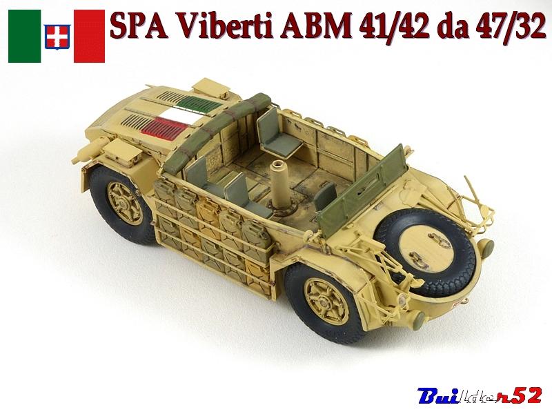 ABM 41/42  AT 47/32 - Italeri 1/35 786299P1050183