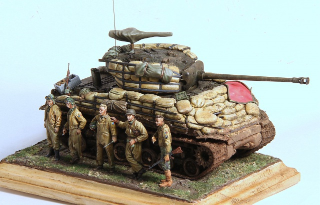 The usual suspects (TERMINE) M4A3E8 Dragon 1/35 - Page 2 786990IMG2746