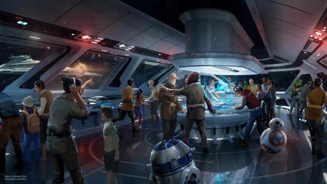 [Walt Disney World] Star Wars: Galactic Starcruiser (20??)  788300w483