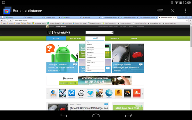 Application Google Remote Desktop : contrôler votre PC à distance avec Android 788885914