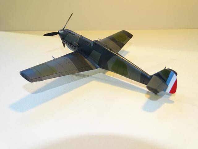 Bf 109 E3 WNr 1304 du JG 76 capturé le 22/11/1939 789382DSC03710