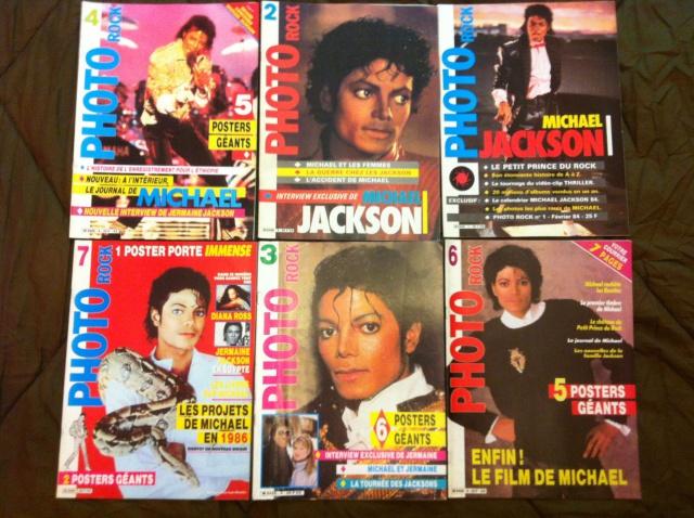Michael Jackson & les Magazines 789500955013127