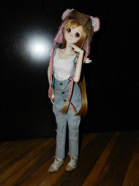 Box opening Smart Doll Mirai 789618DSCN6361
