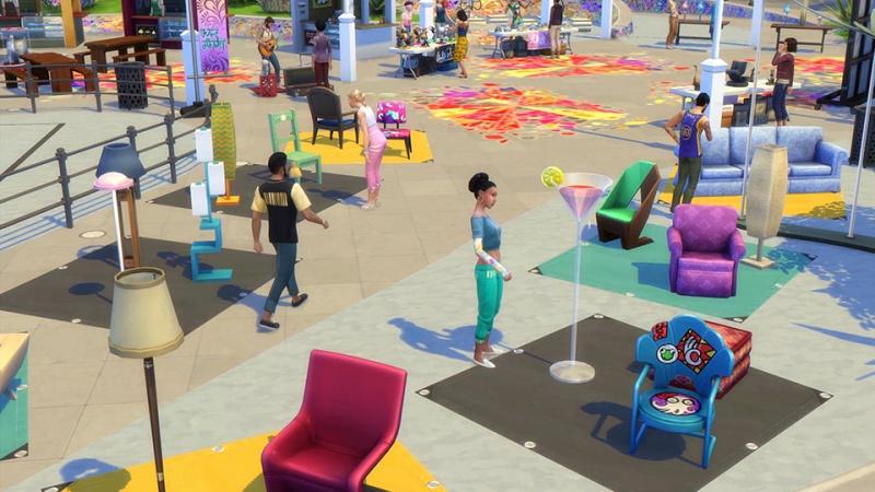 Les Sims 4 Vie Citadine [3 Novembre 2016] - Page 4 789951932