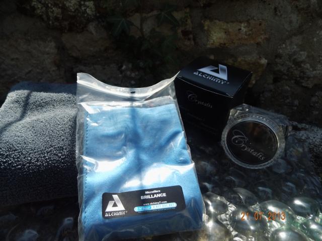 [TUTO] Entretien avec les produits Alchimy7 790686DSCI0105