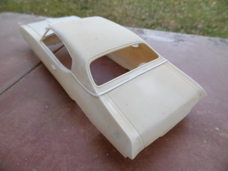 Pontiac GTO 69. 790912SAM3695