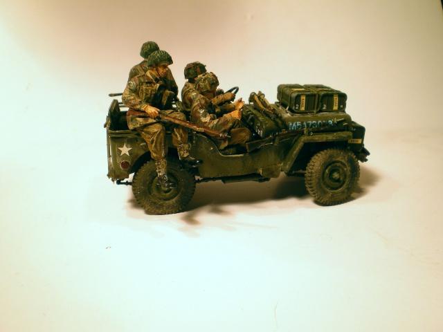 6 pdr ,jeep ,équipage airborne Bronco 1/35 (sur la route de Ouistreham) 792572IMGP0012