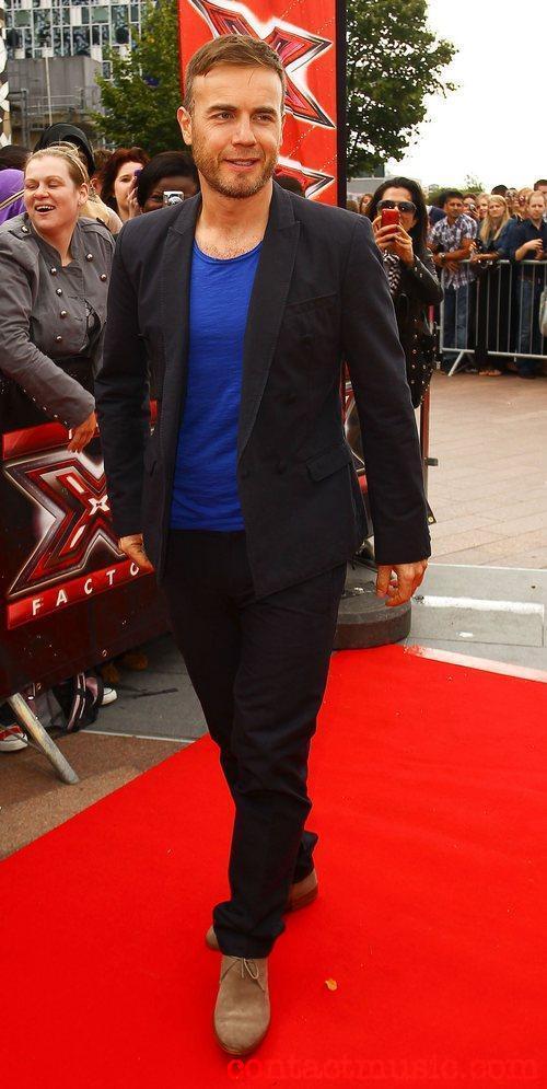 Gary à l'audition de X Factor - Londres O2 Arena 07-07-2011 7929624