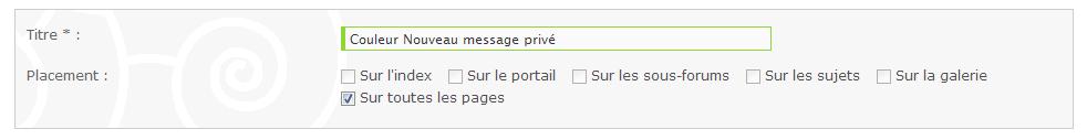 phpBB2 : Une couleur pour les nouveaux messages privés 795213champs