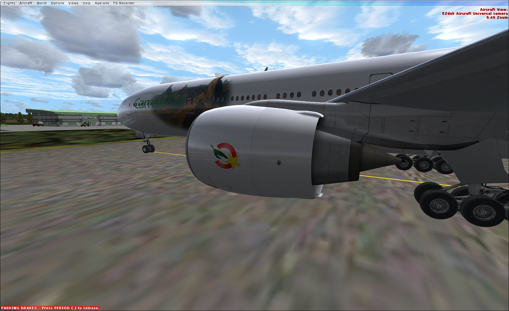 """Cameroonising Heavily"" Flight Simulator for a while now... 795370Screenshot12999"