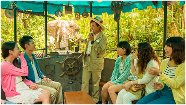 [Tokyo Disneyland] Jungle Cruise : Wildlife Expeditions (8 septembre 2014) 796208ju6