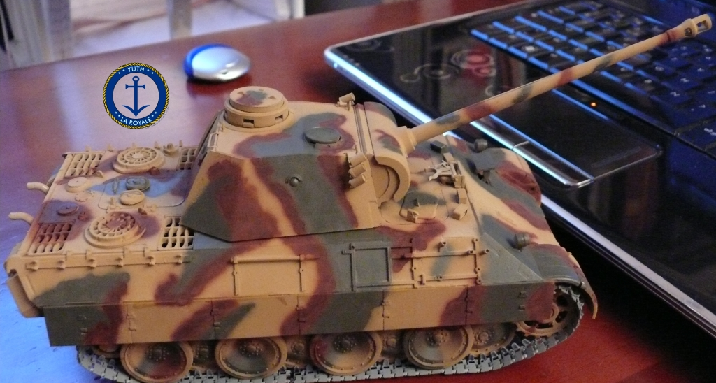 Panzerkampfwagen Panzer V Panther Ausf D. - Page 5 796226panther20
