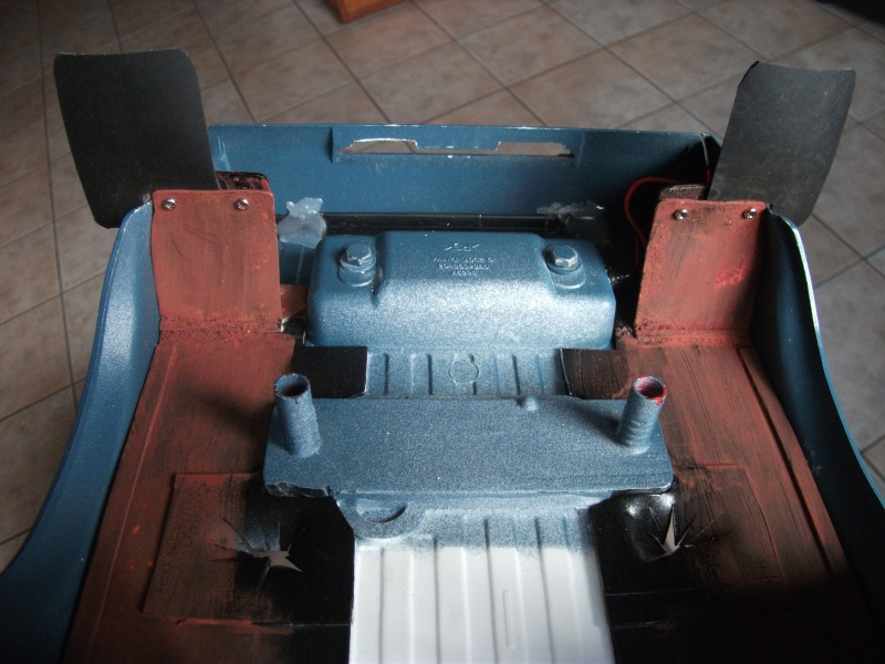 L'Hilux a Lolo57 sur Chassis G-made - Page 5 796554DSCF9826