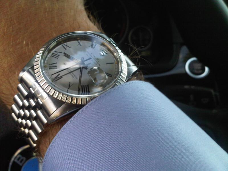 "[VENDUE] Rolex Datejust 16030 Rare ""Grey Buckley Dial"" 1985/86 - 2200€ 796639IMG01251201108250819"