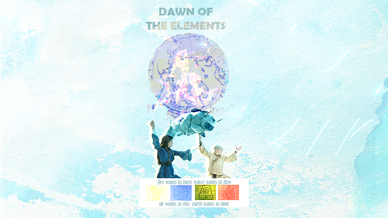 DAWN OF THE ELEMENTS