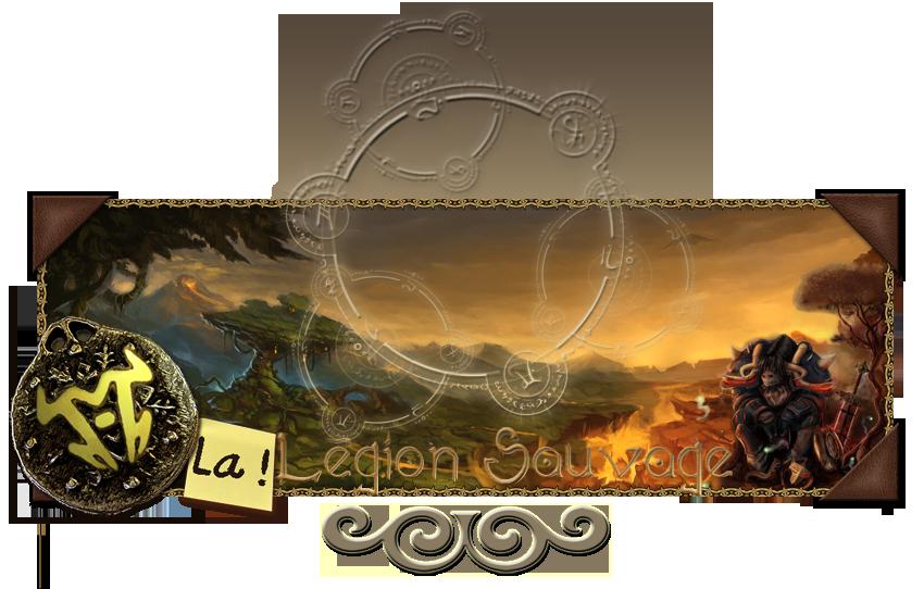 La Légion Sauvage