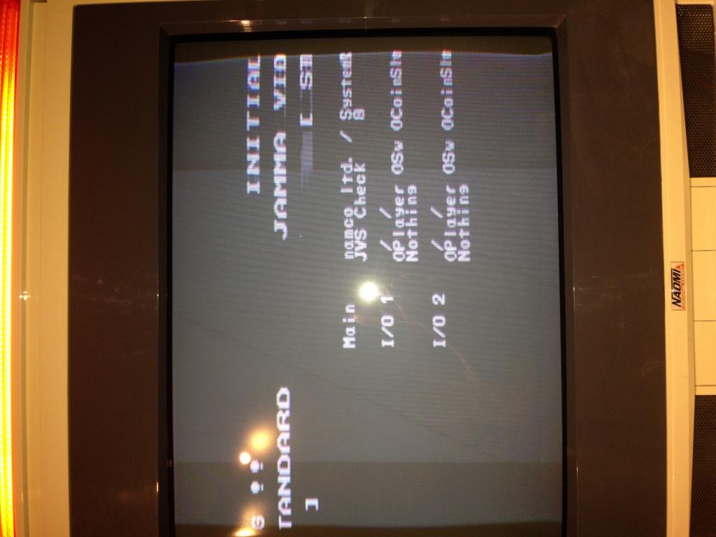 PCB Jamma Tekken Tag tournament dans borne sega naomi 798778IMG8052