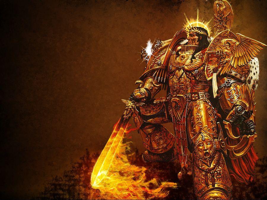 [W30K] L'Empereur de l'Humanité / The Emperor of Mankind 799096warhammer40k900x