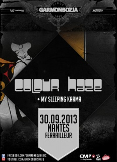 29/30.09 - Colour Haze +  My Sleeping Karma @ Paris/Nantes 79953320130930colourhazeNantes