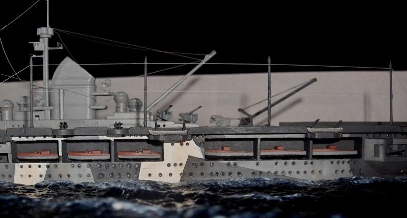 DKM Graf Zeppelin 1/720 [Revell] 799676HPIM1829