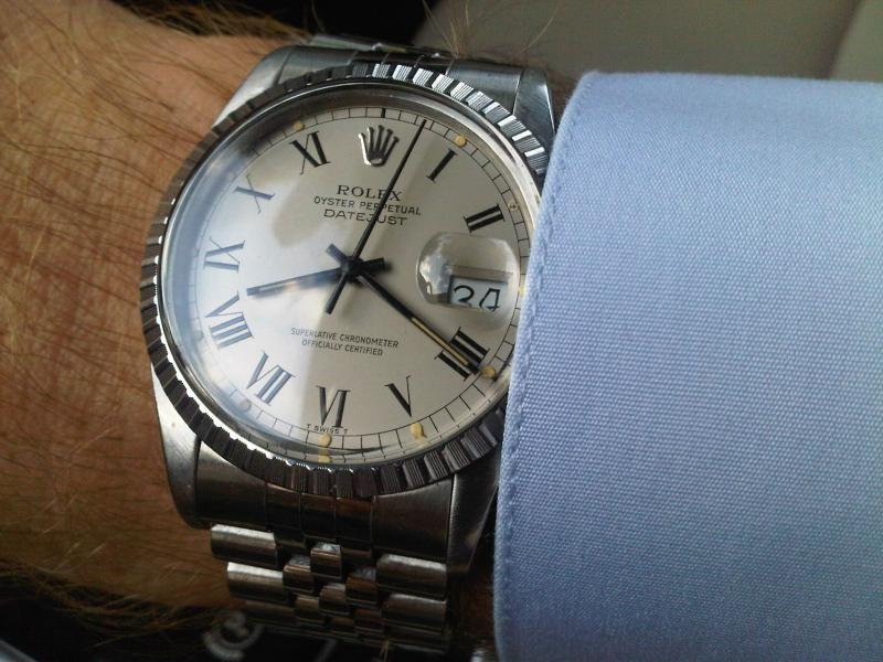 "[VENDUE] Rolex Datejust 16030 Rare ""Grey Buckley Dial"" 1985/86 - 2200€ 799806IMG01248201108250817"