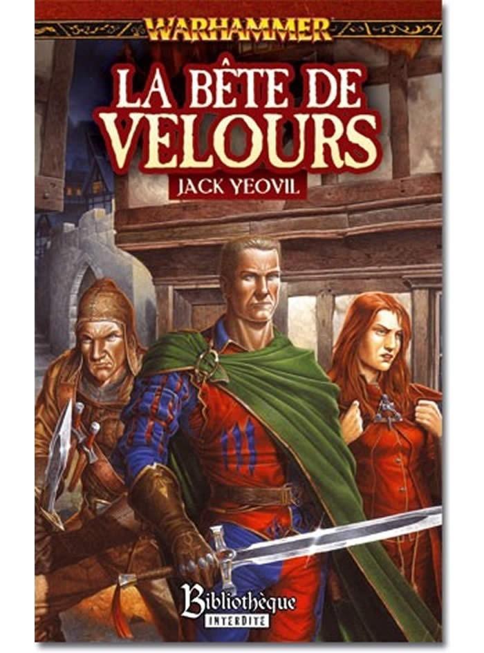 Trilogie du vampire Geneviève 800244vg33labetedevelours