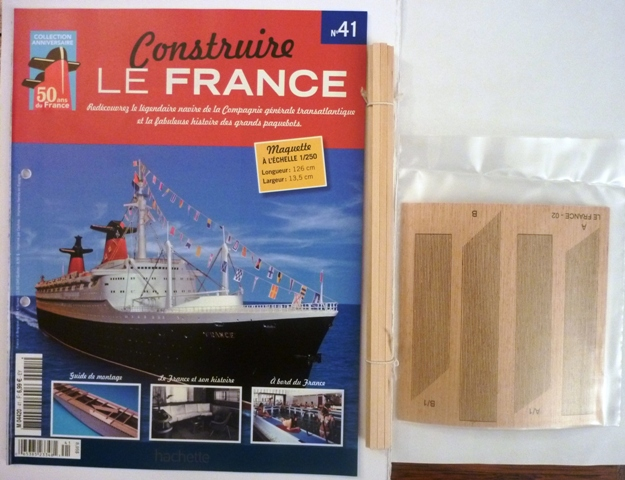 Le france  au 1/250è - hachette-Amati - Page 7 800312fasc041r