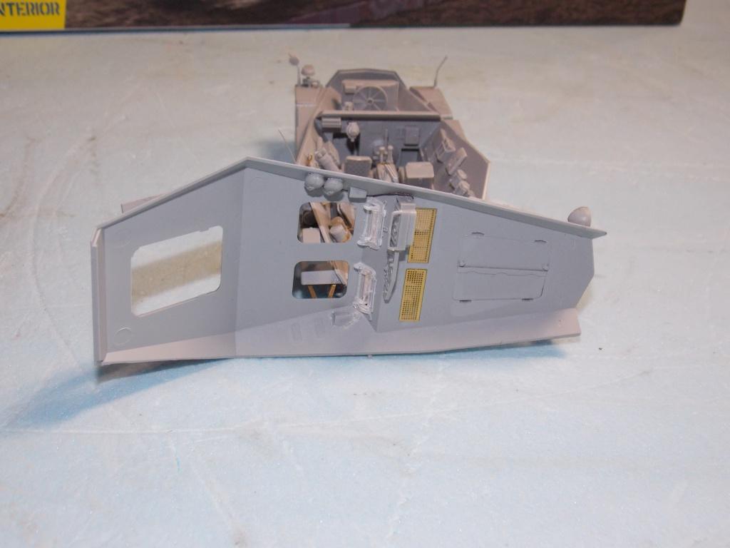 Quelque part front est été 41  Stug III ausf B (tamiya ) et SdKfz  252 (dragon ) 1/35 800317DSCN5377