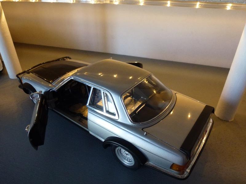 Mercedes 500 SLC Bandama 1980 RICKO  800975P1070035