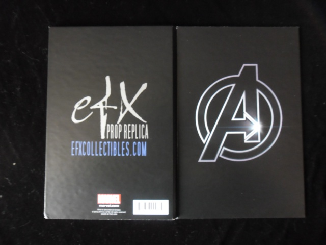 EFX COLLECTIBLES : AGENT COULSON'S VINTAGE CAPTAIN AMERICA TRADING CARDS  801485SAM2523