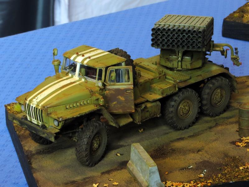 BM-21 GRAD 1/35 TRUMPETER 801772IMG0147