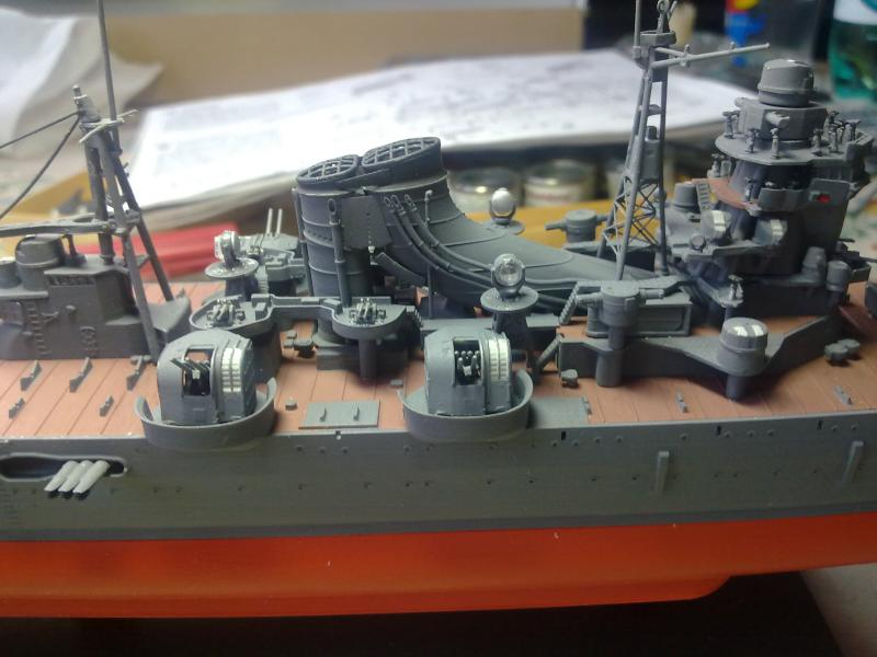 croiseur lourd Mogami au 1/350 par Pascal 94 - Tamiya  - Page 4 80261727112010956jpg