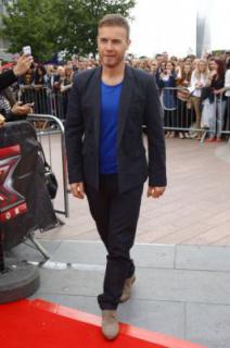Gary à l'audition de X Factor - Londres O2 Arena 07-07-2011 802822normalMQ023