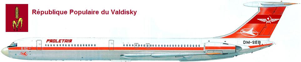 """Compagnie Natioanle du Valdisky : """"Proletair"""" 804324UACV62"""