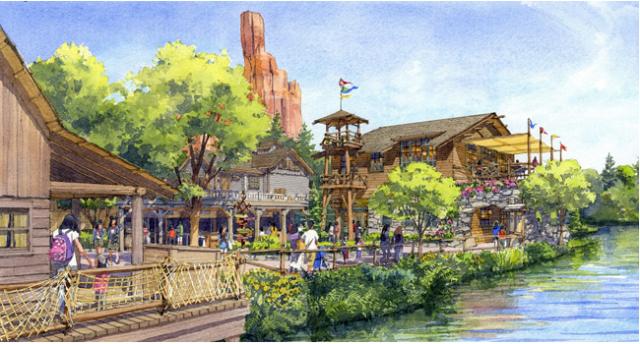 [Tokyo Disneyland] Nouveaux Meet & Greet et restaurant à Westernland (22 novembre 2016) 804407wes2