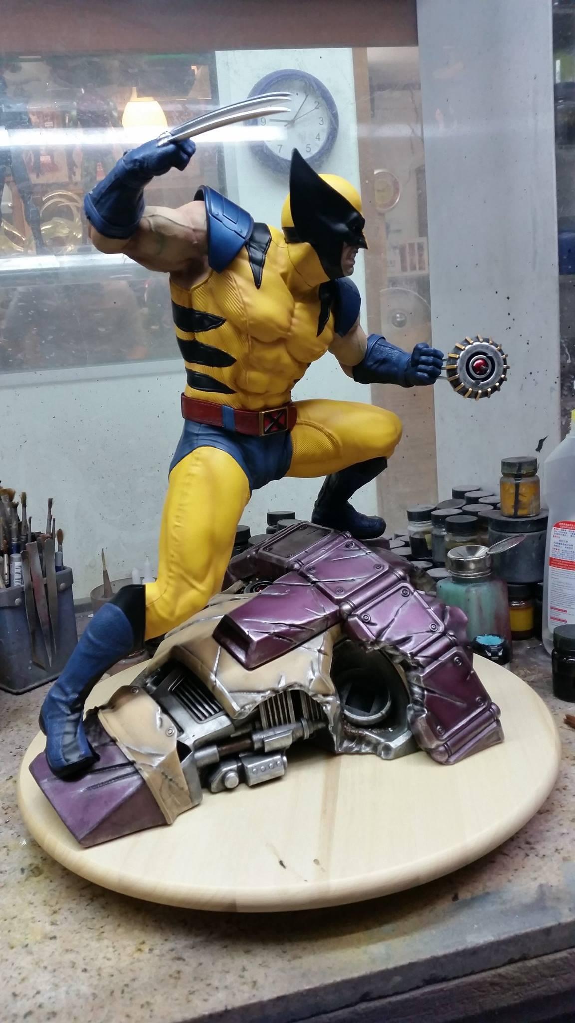 Premium Collectibles : Wolverine - Comics Version - Page 2 8053991034421614171090251764592395685379845609398o
