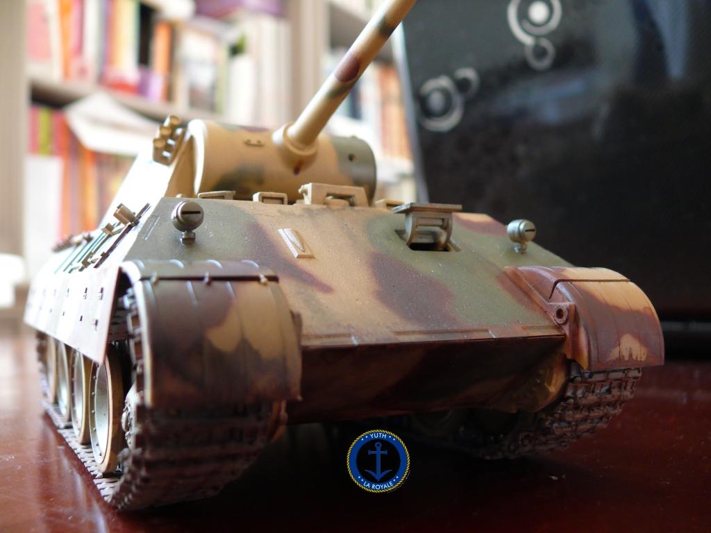 Panzerkampfwagen Panzer V Panther Ausf D. - Page 5 806358panther32