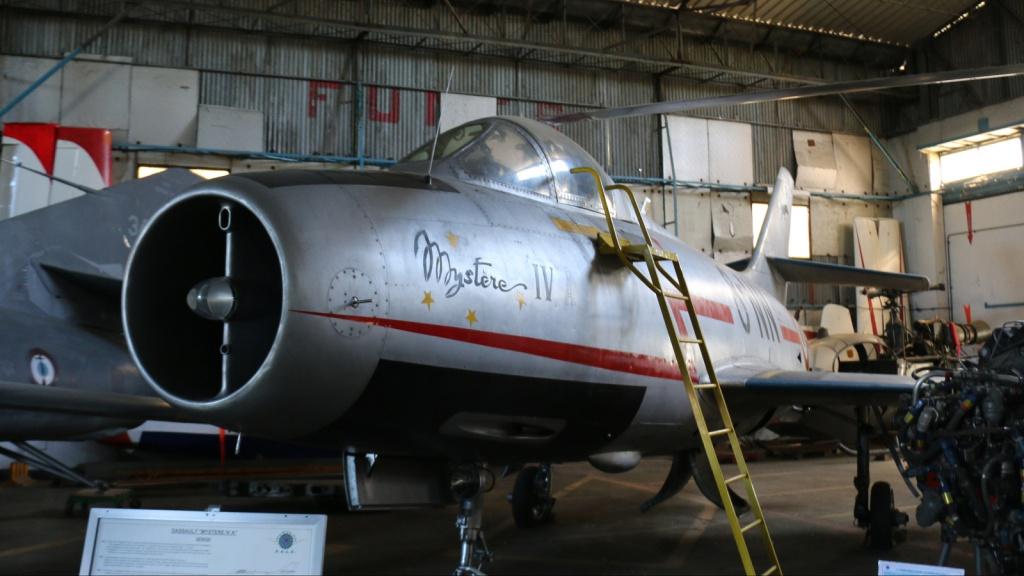Musée de l'aviation - Aérodrome de Lyon Corbas - LFHJ - Page 2 808314IMG0093