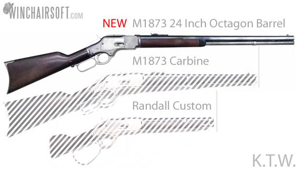 Winchairsoft.com : Winchester Rfle KTW 24Inch Octagon barrel 810223teaseroctagon