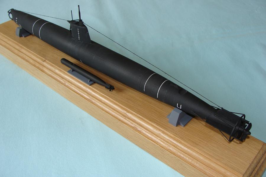 Ko-Hyoteki / Sous-marin de poche Type A - Fine Molds - 1/72ème - Page 2 810399DSC04350bis