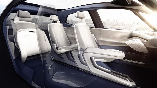 La première mondiale de l'I.D. lance le compte à rebours vers une nouvelle ère Volkswagen  810843DB2016AU00808large
